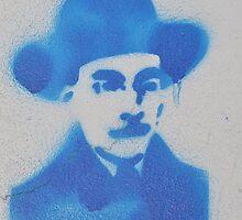 Fernando Pessoa by Ana  Eugénio