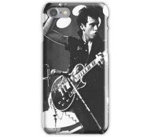 Mick Jones, The Clash #2 iPhone Case/Skin