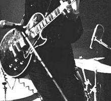 Mick Jones, The Clash #2 Sticker