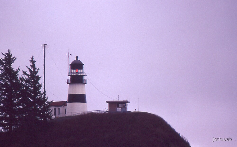 Cape Disappointment Lighthouse - Washington by jschwab
