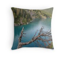 Garibaldi Lake  Throw Pillow