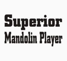Mandolin One Piece - Short Sleeve