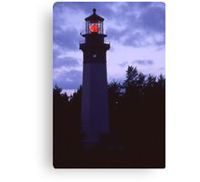Gray's Harbor Lighthouse - Washington Canvas Print