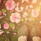 Flowers beneath my feet by Lyn  Randle