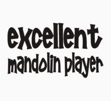 Mandolin Kids Tee