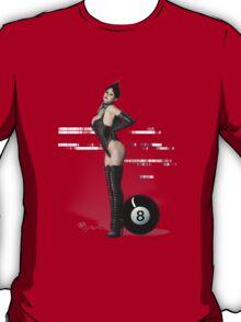 Poolgames 2012 - No. 8 T-Shirt