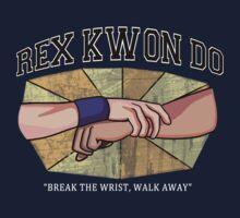 Rex Kwon Do by Sherlock-ed