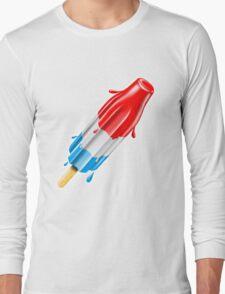 Bomb Pop Cool Summer Treat Long Sleeve T-Shirt