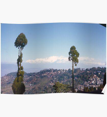 1963-1964 Bangkok, Singapore, Hong Kong, Darjeeling, Benares, Beirut, Athens, Zermatt, Monte Carlo, Lyautey, Ajaceio Poster