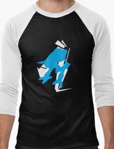 Mad Dog Graphic Tee Men's Baseball ¾ T-Shirt