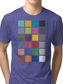 Photographer's Color Checker tee Tri-blend T-Shirt