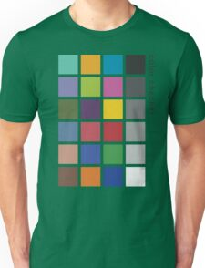 Photographer's Color Checker tee Unisex T-Shirt