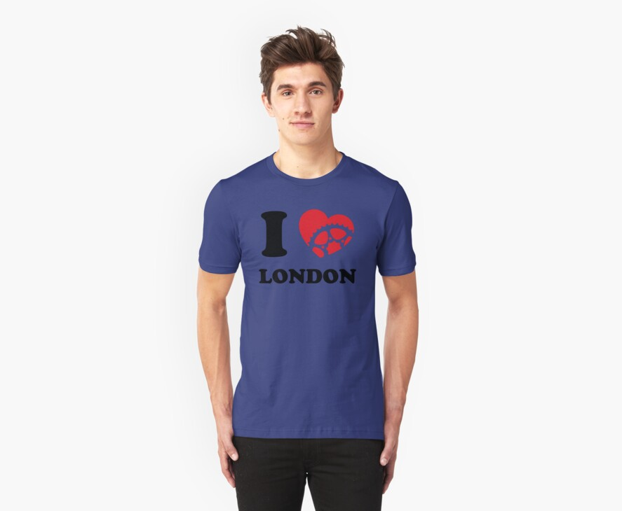 I Ride London by hmx23