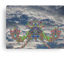 Overtaan: Ruler of the Prairie Sky  Canvas Print