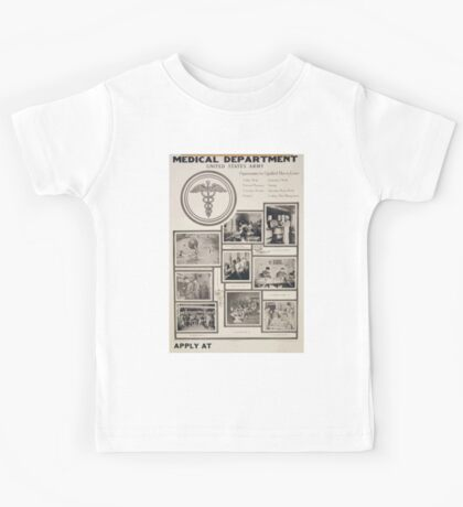 Medical Department United States Army Kids Tee
