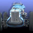 Vintage MG  by Kit347
