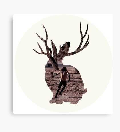 MIIKE SNOW - HAPPY TO YOU Canvas Print