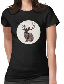 MIIKE SNOW - HAPPY TO YOU Womens Fitted T-Shirt