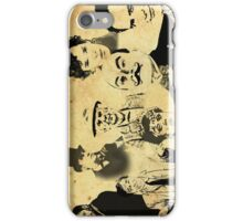 Mystery Page iPhone Case/Skin