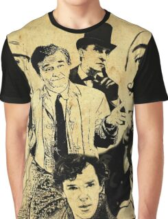 Mystery Page Graphic T-Shirt