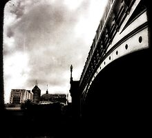 melbourne... fragments: princes bridge by sebastian