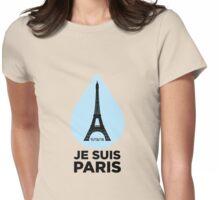 Je Suis Paris - I am Paris Womens Fitted T-Shirt