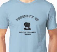 Steiner- Defiance Industries Athletic Tee Unisex T-Shirt