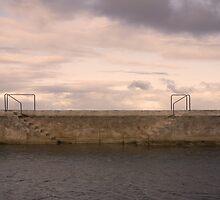Roman Baths by Sherilyn Hawley