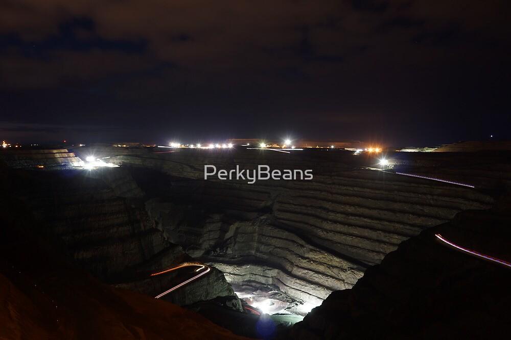 Goldrush by PerkyBeans
