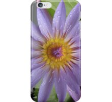 Wet Water Lily iPhone/iPod Case iPhone Case/Skin