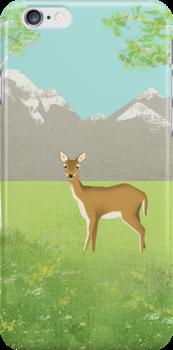 Alpine Meadow by Jenny Tiffany