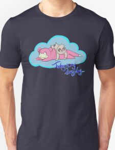 Today is my lazy day... Unisex T-Shirt
