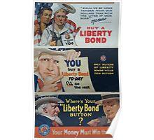 Buy a Liberty Bond 002 Poster