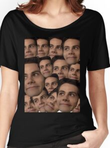 DYLAN O'BRIEN Women's Relaxed Fit T-Shirt
