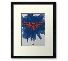 Hylian Framed Print