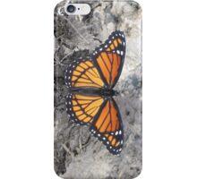 Muddy Monarch iPhone/iPod Case iPhone Case/Skin