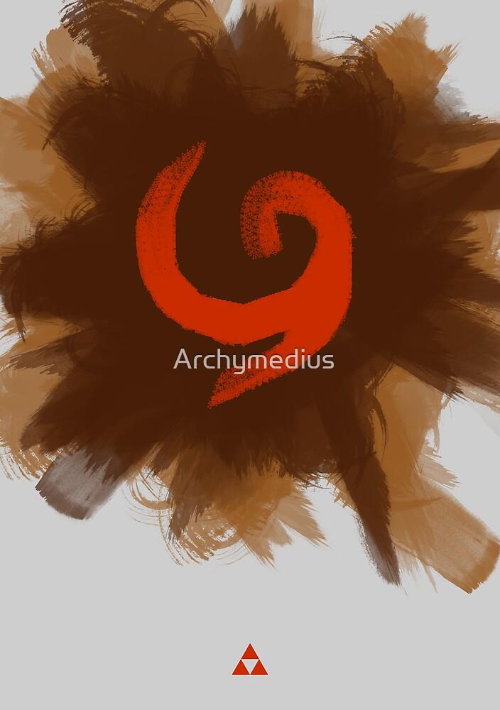 Deku by Archymedius