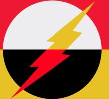 Flash / Reverse Flash Logo Phone Case Sticker
