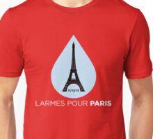 Larmes Pour Paris - Tears for Paris Unisex T-Shirt