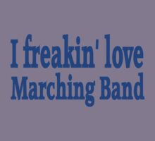Marching Band Kids Tee