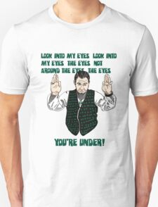 3, 2, 1, and you're Back in the Room. T-Shirt