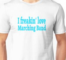 Marching Band Unisex T-Shirt
