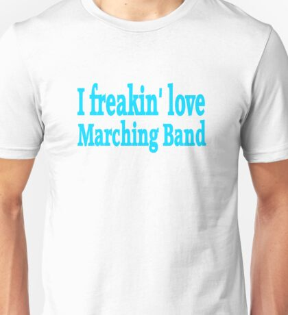 Marching Band Unisex T-Shirt