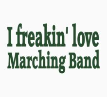 Marching Band One Piece - Short Sleeve