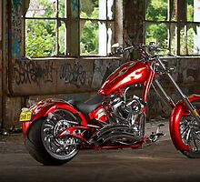 Joe Di Palma's Big Bear Chopper by HoskingInd