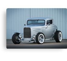 Scott's 1932 Ford Coupe Hot Rod Canvas Print