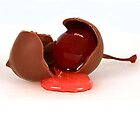 Chocolate Covered Cherry by Elizabeth Coats
