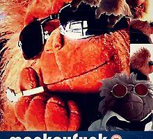 Monkeyfunk - Movie Poster by jackfords