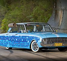 Greg Pennell's XL Falcon Sedan by HoskingInd