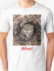 What! T-Shirt